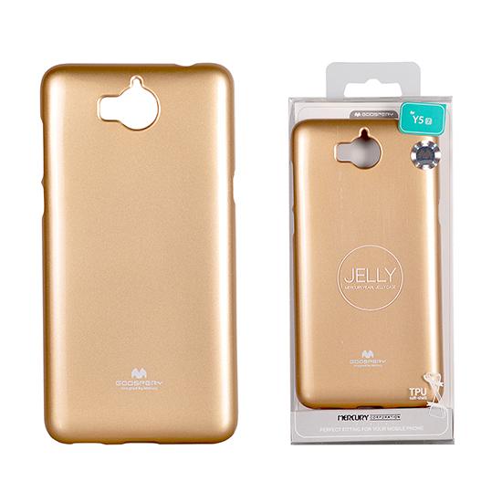 bef67699c8e3 ... iPhone 5/5S/SE, Arany. metál arany szilikon tok mercury jelly huawei y5  2017 y6 2017