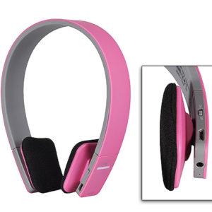 AEC pink, fejhallgató