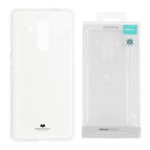 Huawei Mate 10 Pro Huawei P smart Átlátszó szilikon tok, Jelly