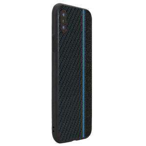 kék csíkos carbon