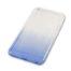 ombre, kék színű átmenetes telefontok
