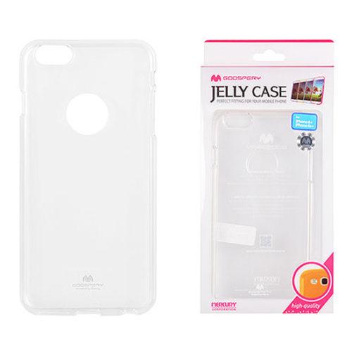 iPhone 6 Plus Átlátszó szilikon tok, Jelly