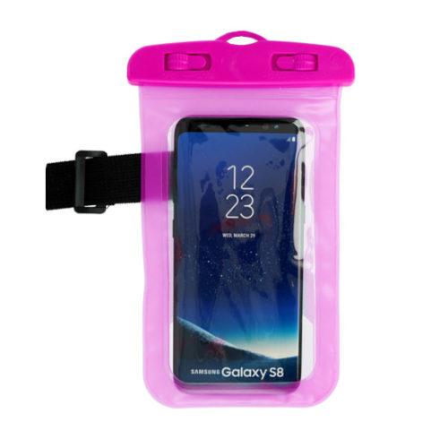 vízálló telefontok pink