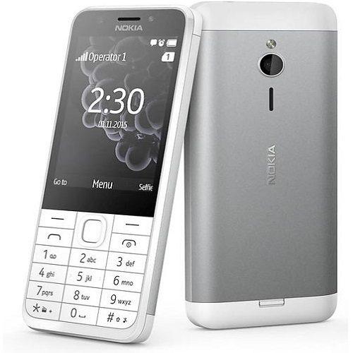 Nokia 230 fehér