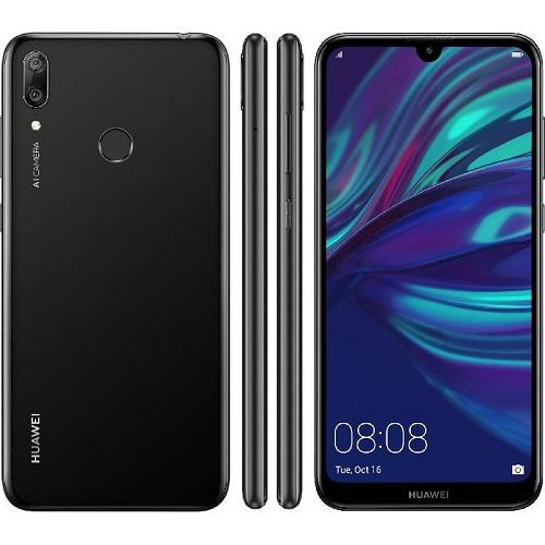huawei y7 2019 fekete