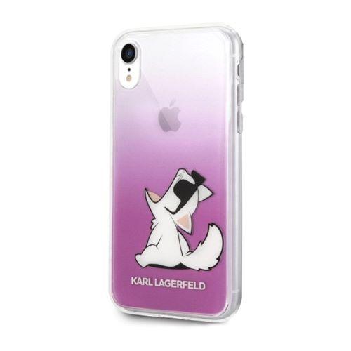 Pink Karl Lagerfeld telefontok pink cicás
